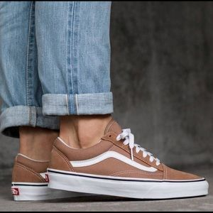 Vans Old Skool Lite (Corduroy) Tiger's Eye True White | Footshop